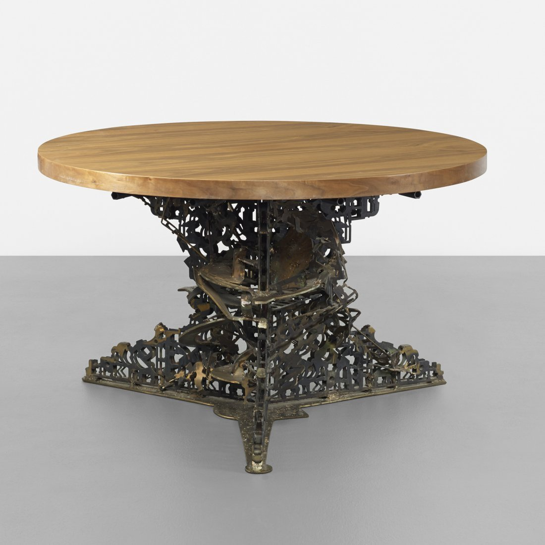 Richard Hunt custom dining table