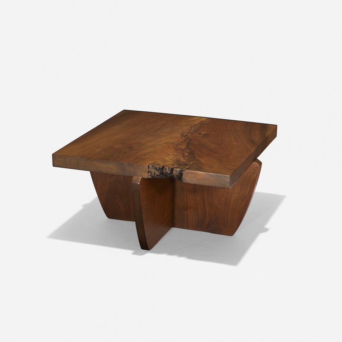 George Nakashima Greenrock table