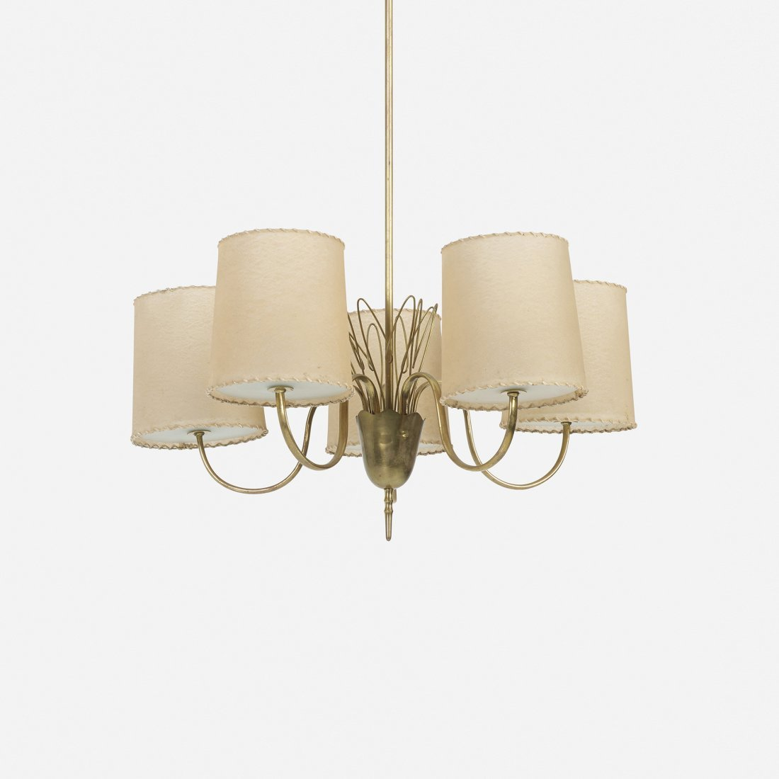 Paavo Tynell chandelier, model 9032
