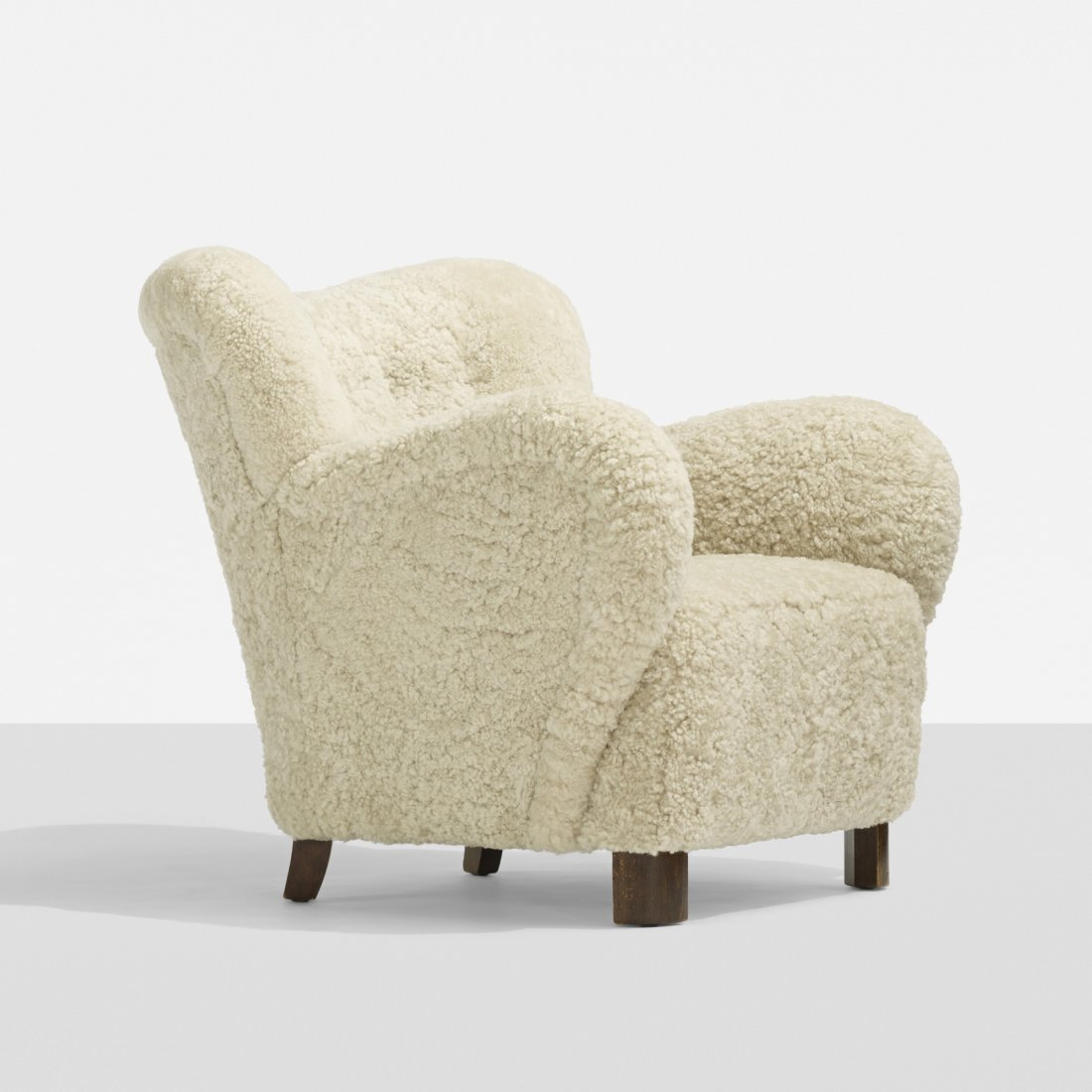 Flemming Lassen, attribution lounge chair