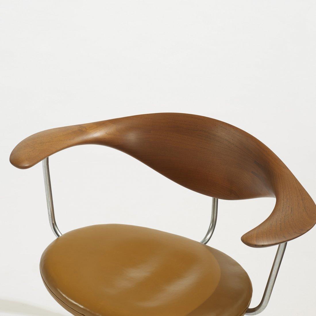 Hans Wegner Swivel chair - 4
