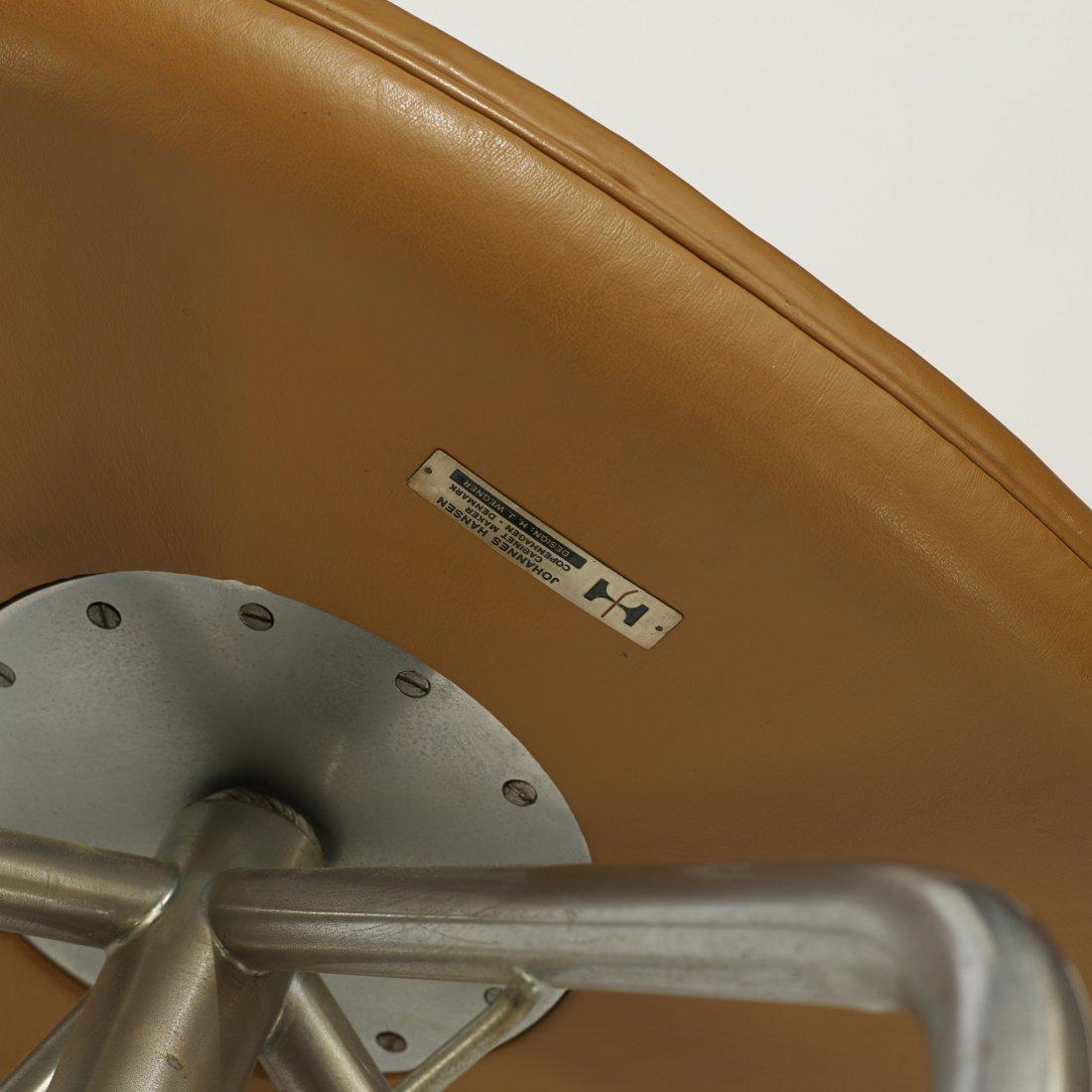 Hans Wegner Swivel chair - 6