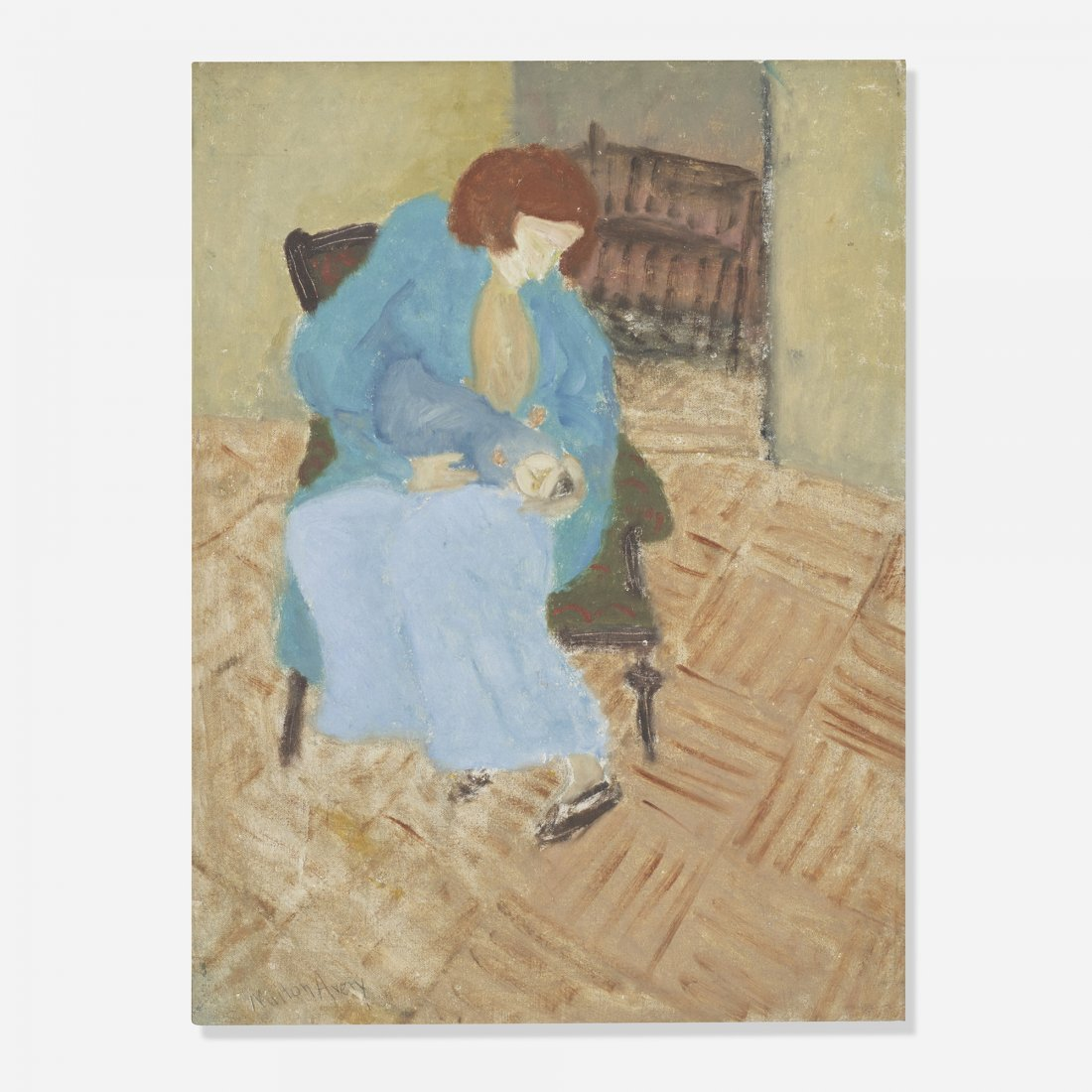 Milton Avery Young Mother