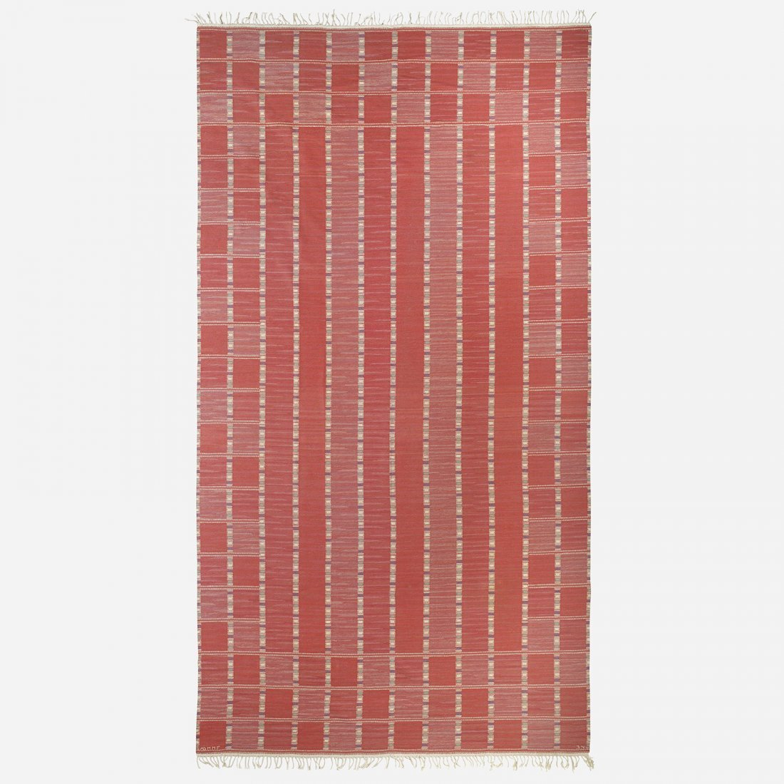 Barbro Nilsson Important Falurutan carpet