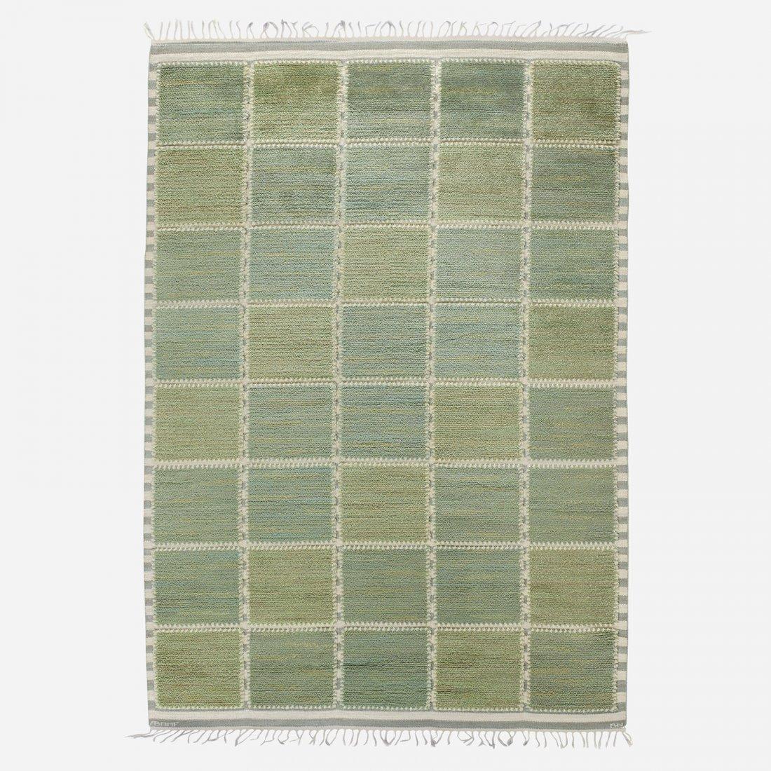 Barbro Nilsson Gyllenrutan half-pile carpet