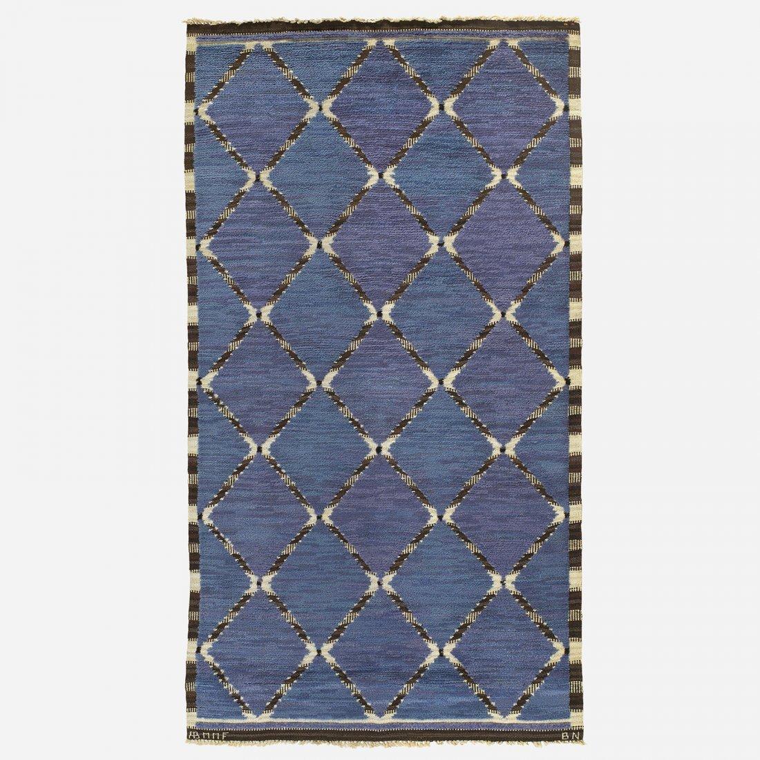 Barbro Nilsson Snedrutan half-pile carpet