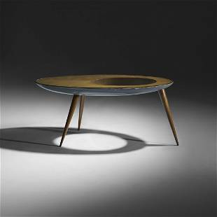 Gio Ponti Rare and Important coffee table