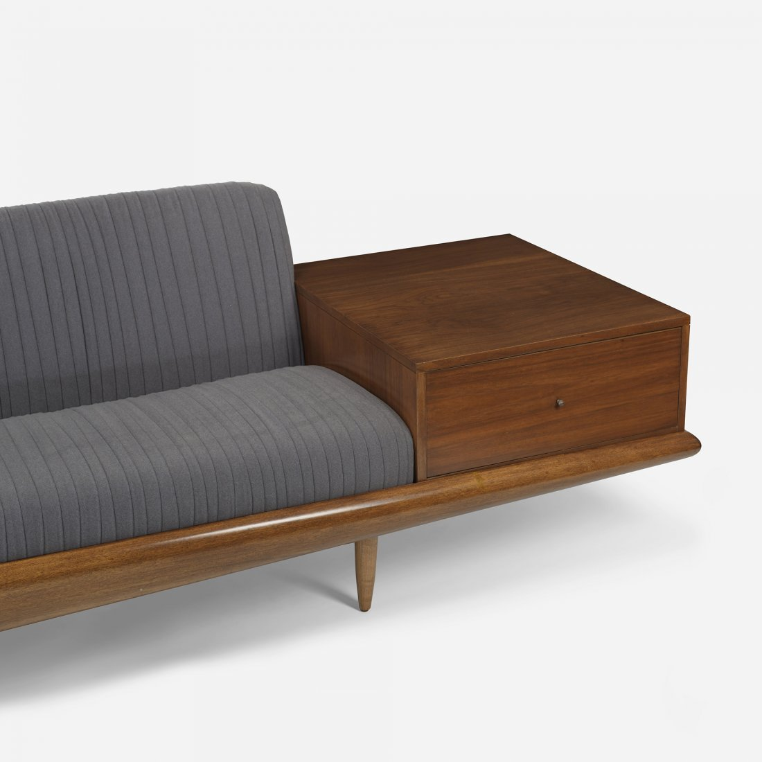 Adrian Pearsall sofa, model 615-D2T - 2