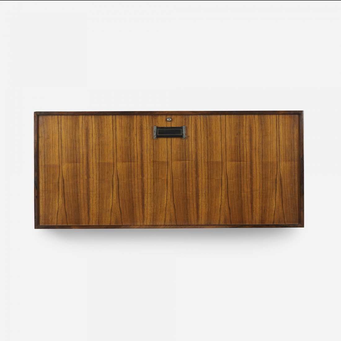 Danish wall-mounted bar cabinet - 2