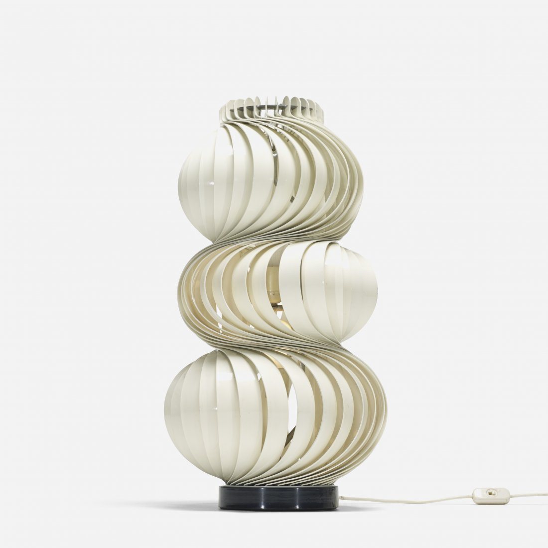 Olaf Von Bohr Medusa table lamp