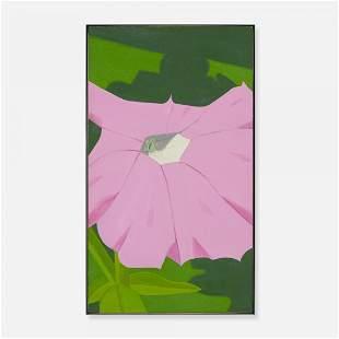 Alex Katz Pink Petunia No. 1