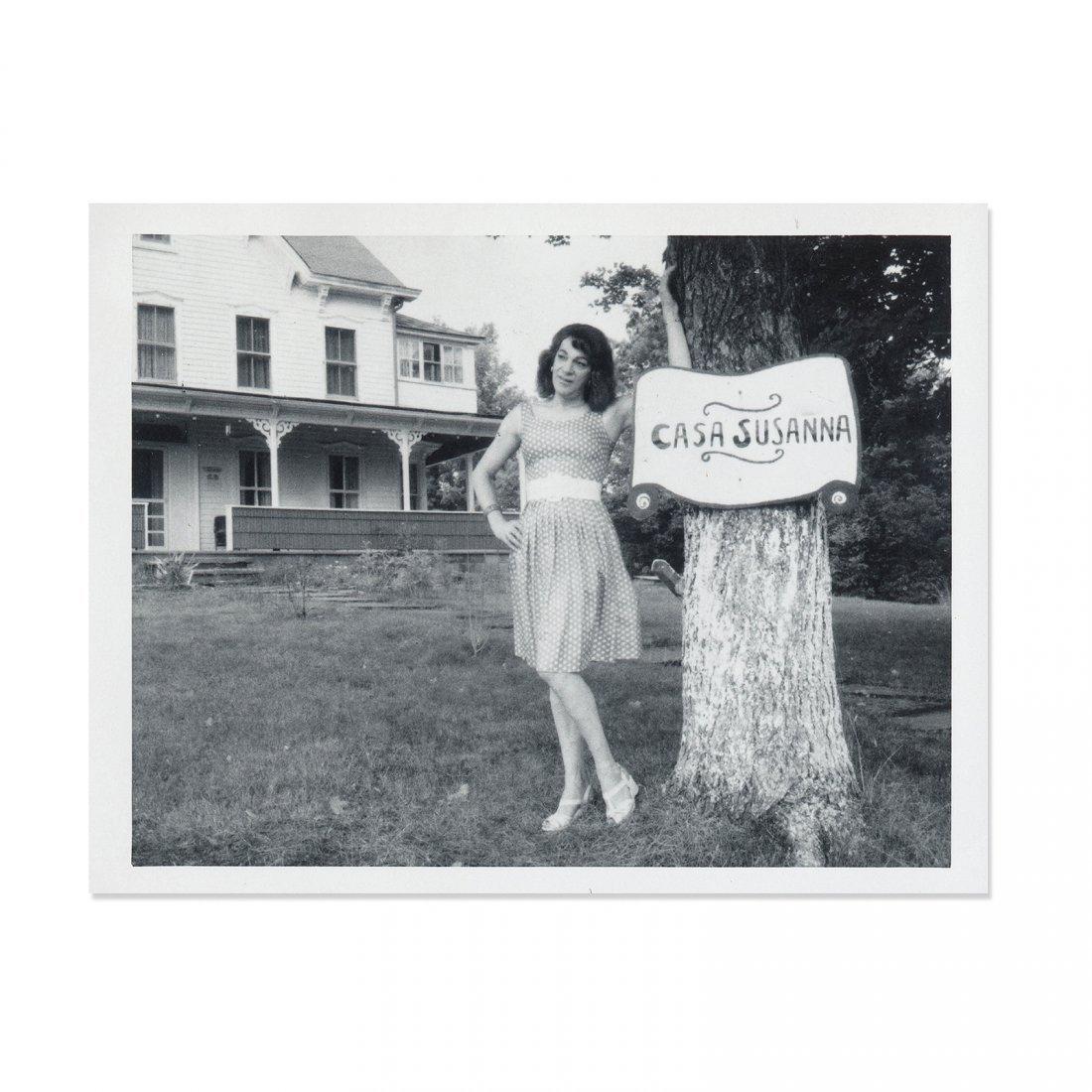 Casa Susanna a photographic archive of 340 vintage