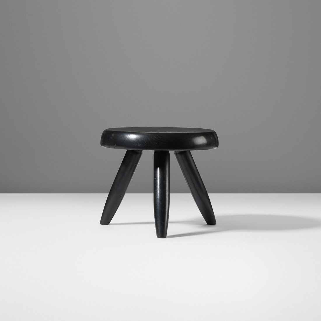 Charlotte Perriand low stool