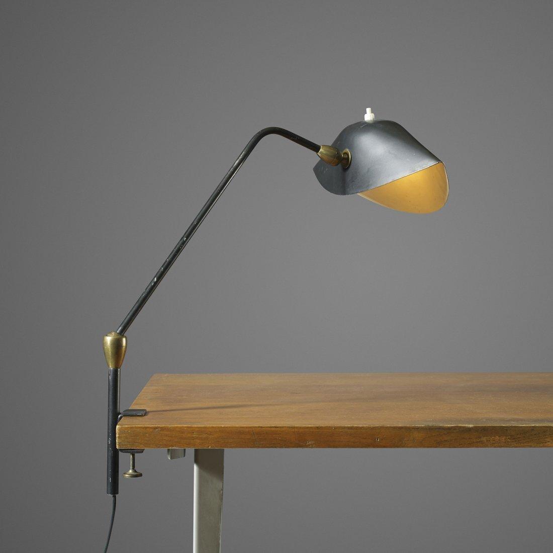 Serge Mouille Agrafée deux rotules lamp