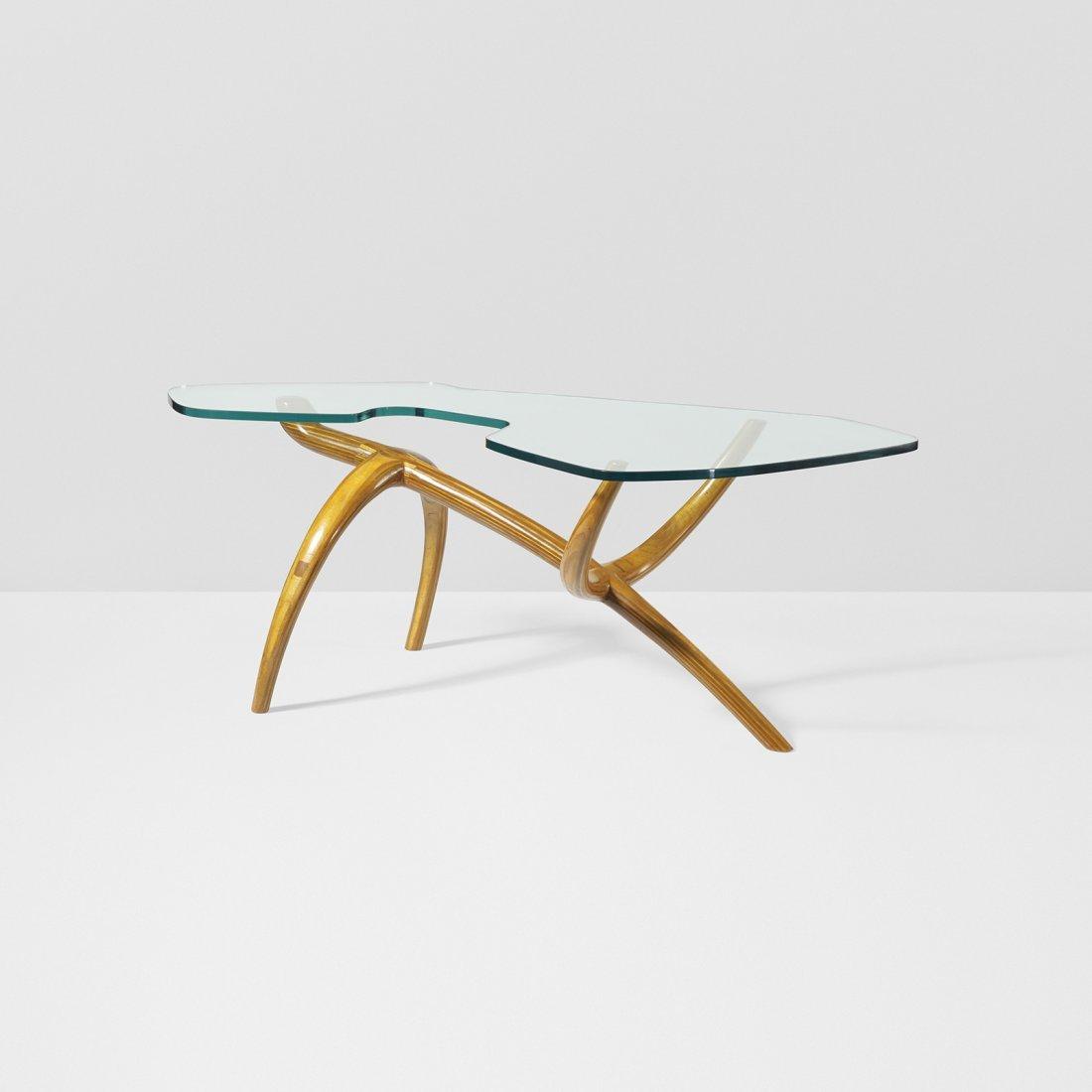 Franco Campo and Carlo Graffi rare coffee table