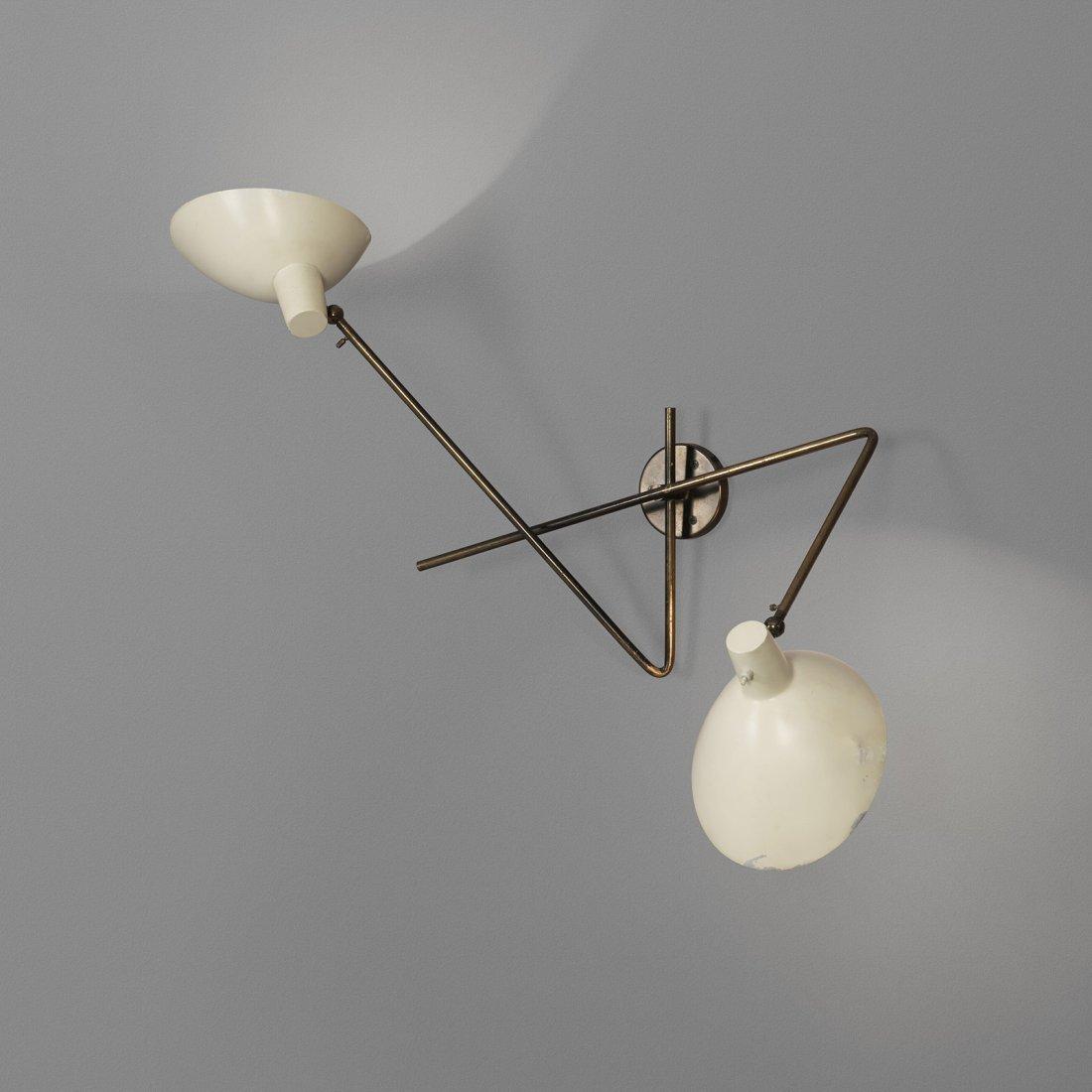 Vittoriano Viganò and Gino Sarfatti wall lamp