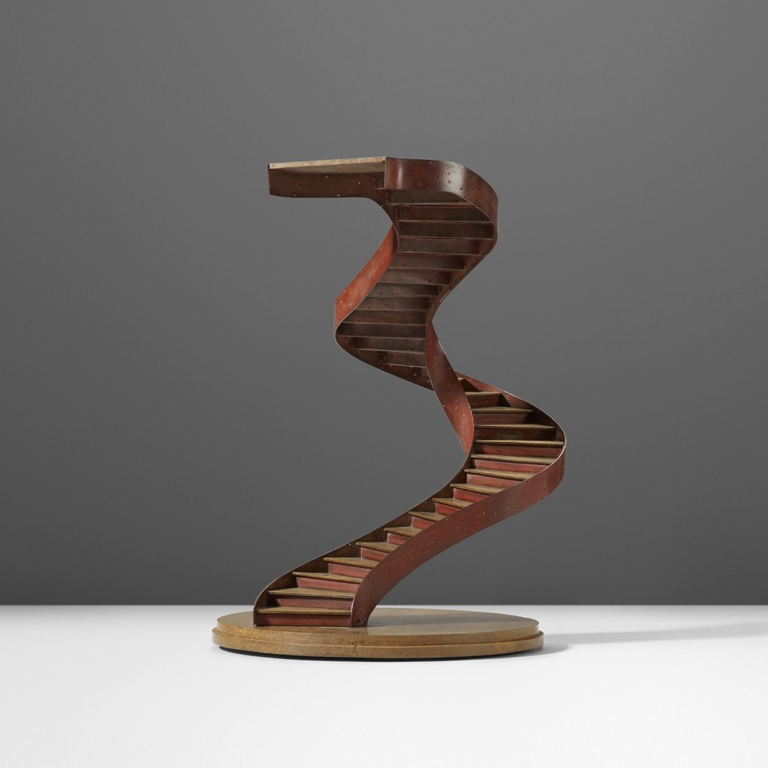 French staircase model