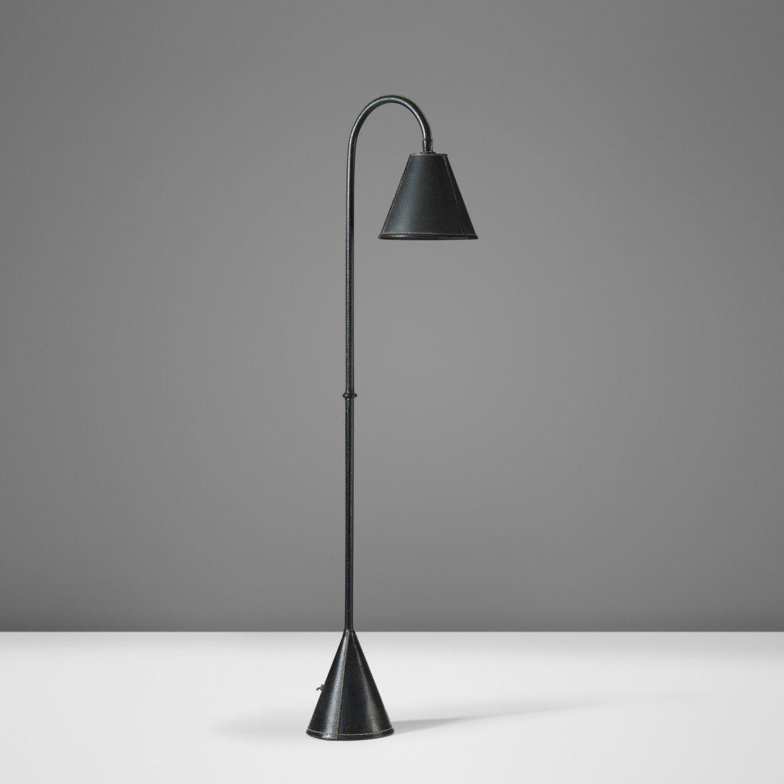 Jacques Adnet floor lamp