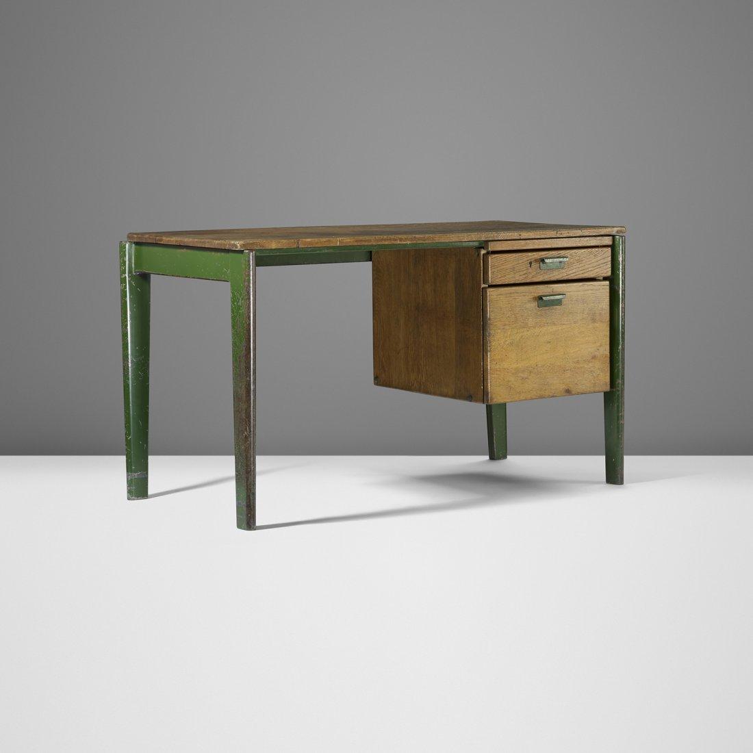 Jean  Prouvé Dactylo desk, model BD 41