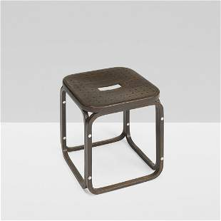 Otto Wagner stool