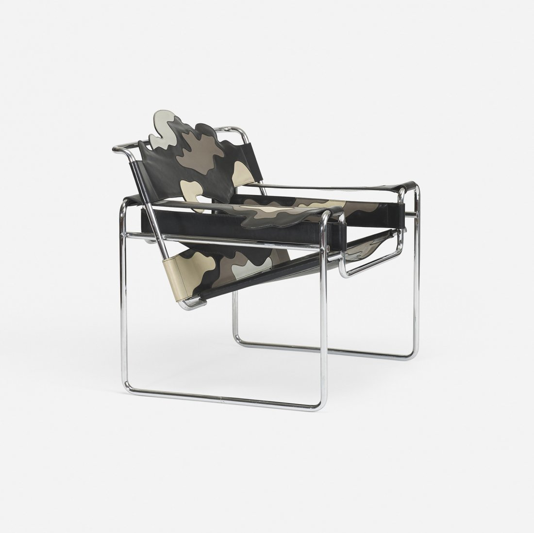 Alessandro Mendini Wassily chair - 2
