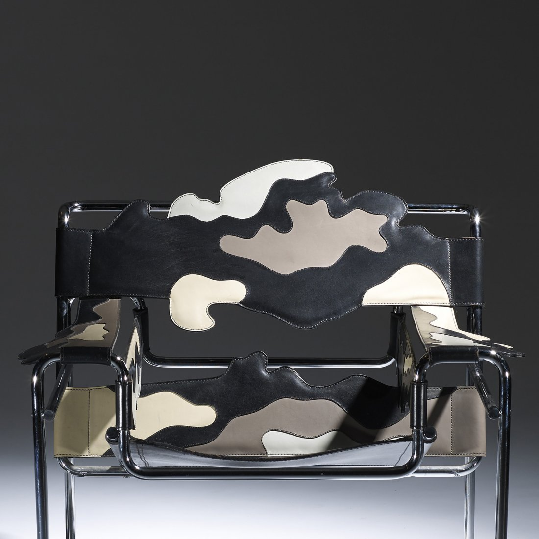 Alessandro Mendini Wassily chair - 4