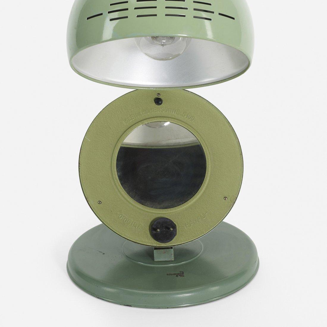 Hanau Lamp UV Kleine-Hohensonne S100 - 4