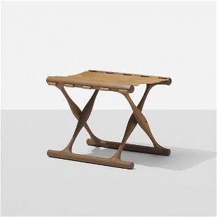 Poul Hundevad Guldhoj folding stool