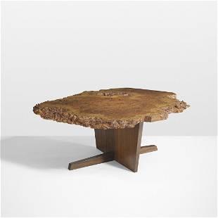 George Nakashima Important Minguren I coffee table
