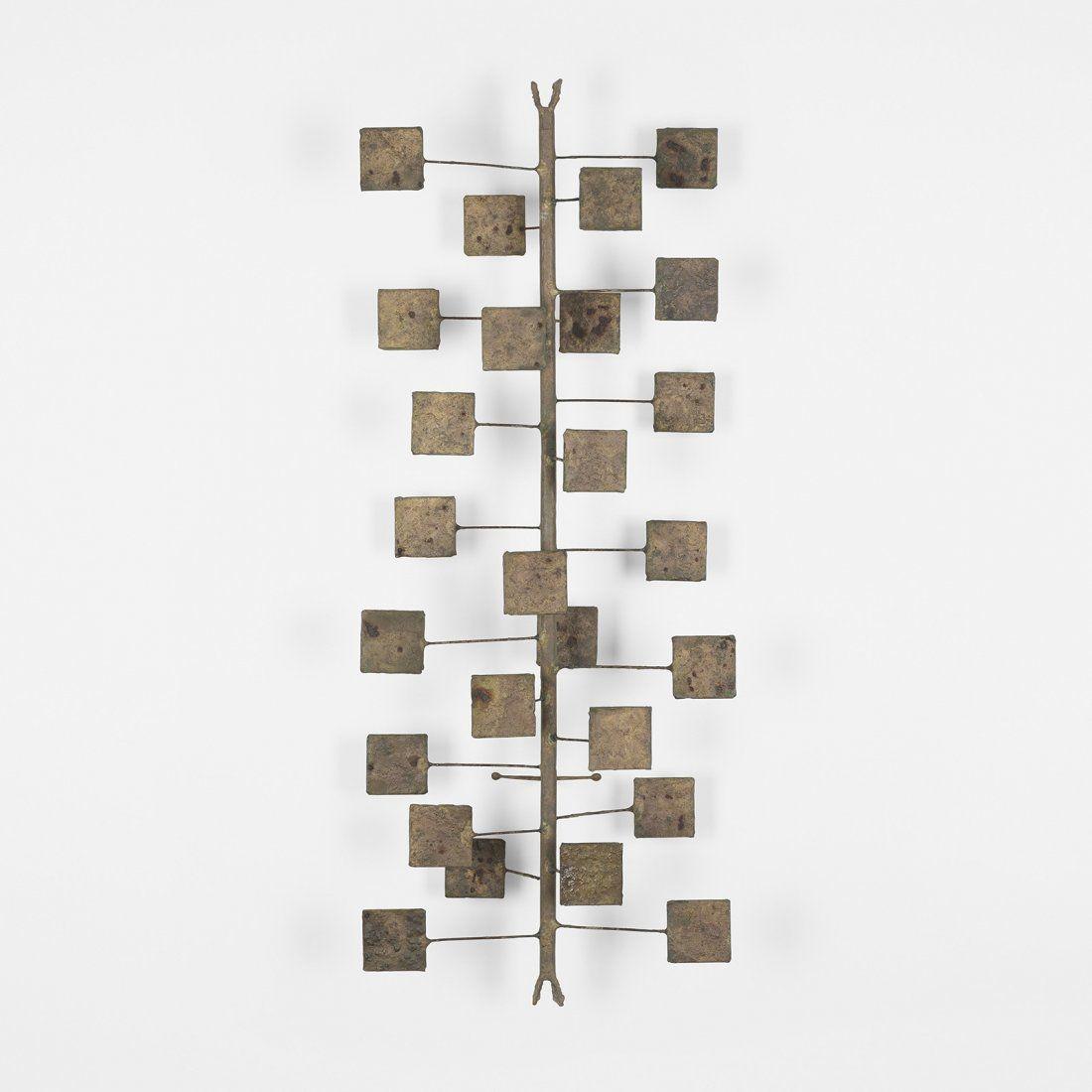 Harry Bertoia Untitled (Multi-Plane Construction)