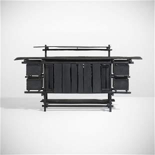 Maarten Baas, Rietveld Elling cabinet, Smoke series