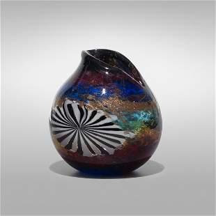 Dino Martens Eldorado vase, model 5215