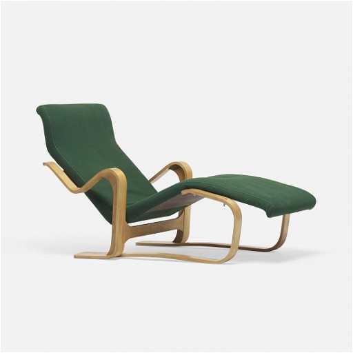 Marcel Breuer Long Chaise