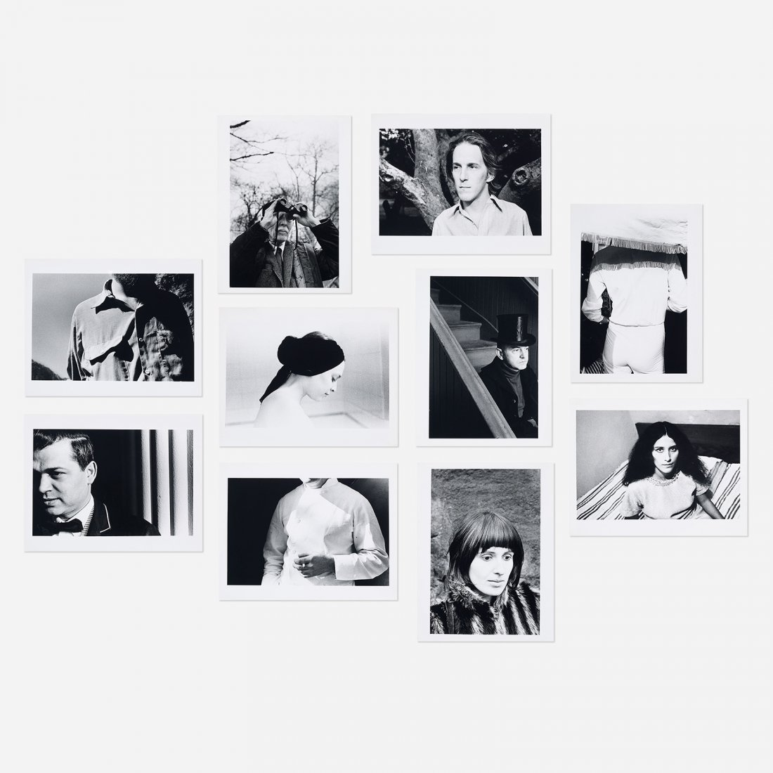 Ralph Gibson Untitled (collection of ten works)
