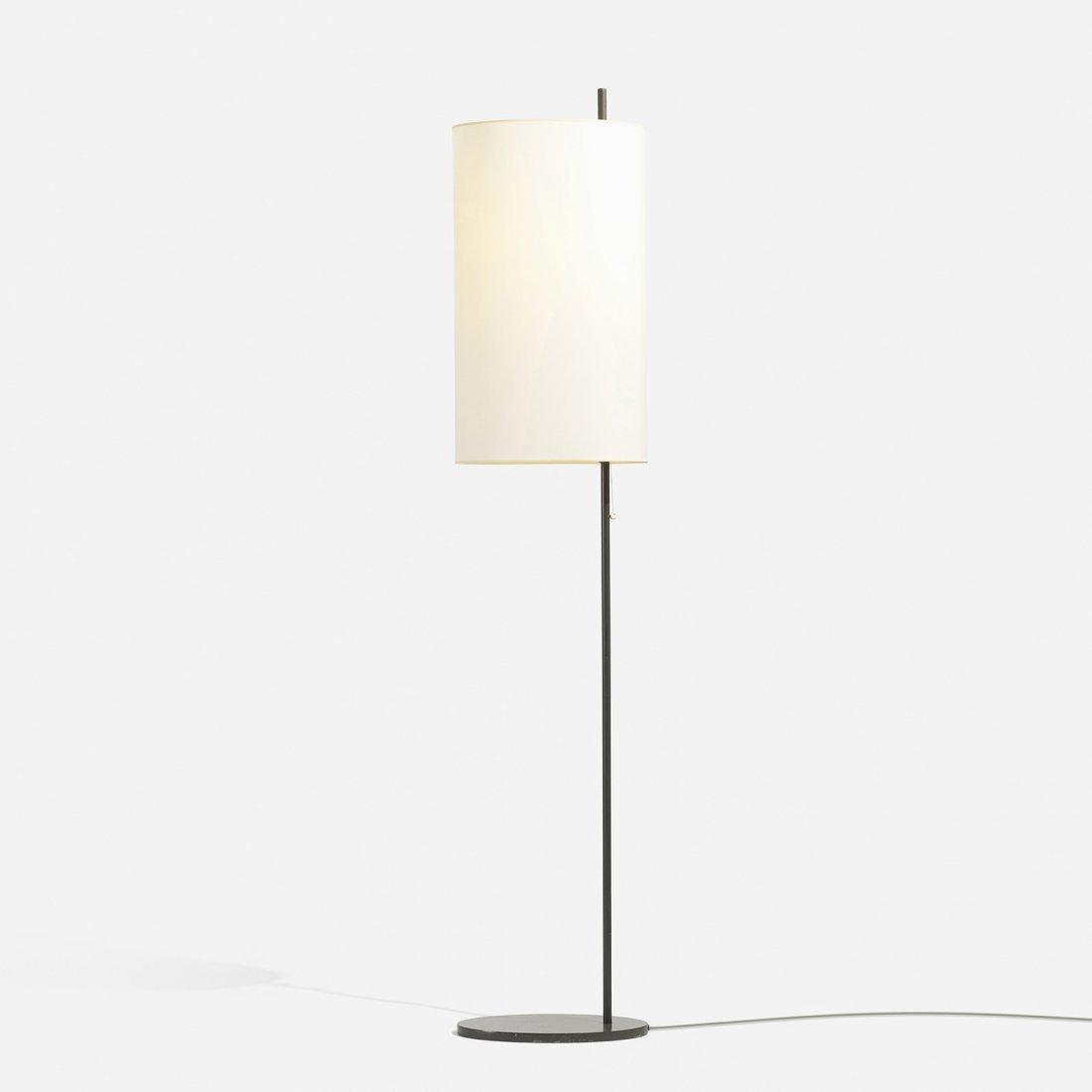 After Arne Jacobsen floor lamp