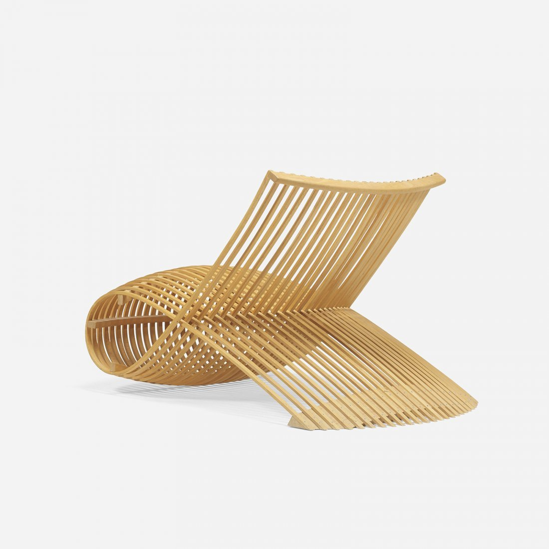 Marc Newson Wooden Chair - 2