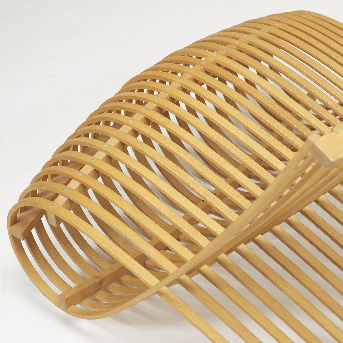 Marc Newson Wooden Chair - 3