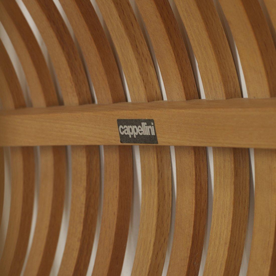 Marc Newson Wooden Chair - 4