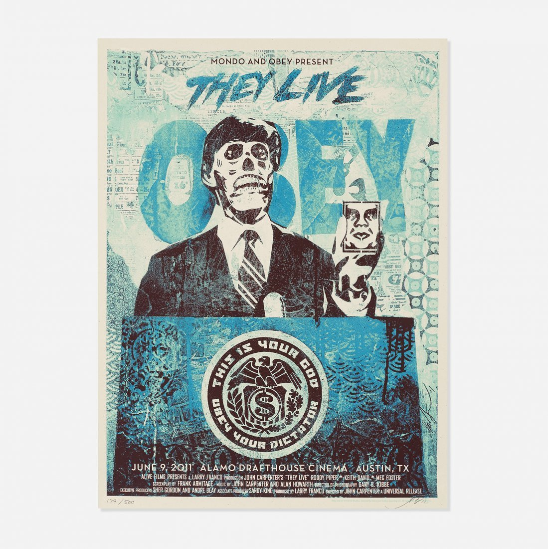 Shepard Fairey They Live 2