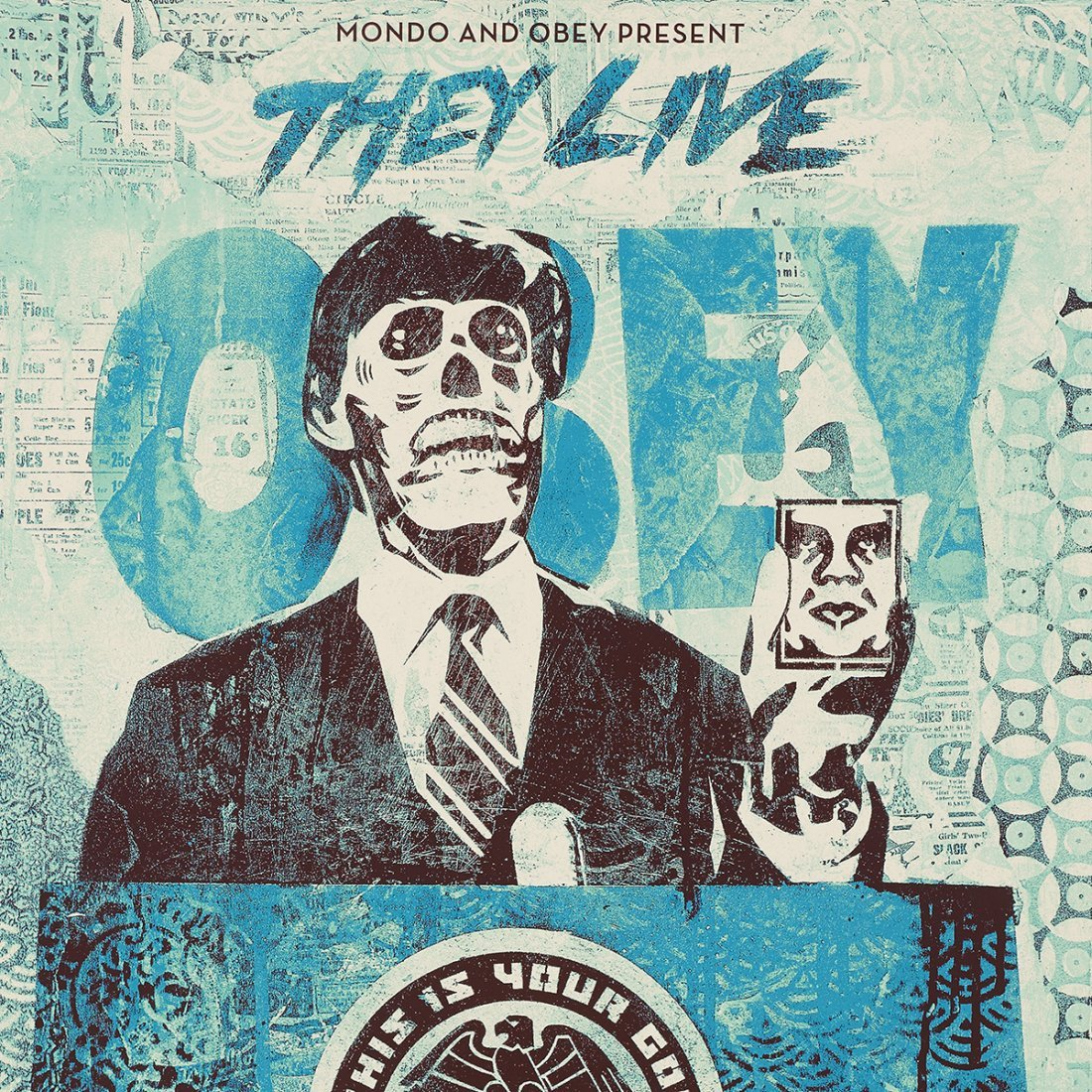 Shepard Fairey They Live 2 - 2