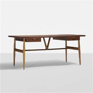 Hans Wegner desk, model JH563