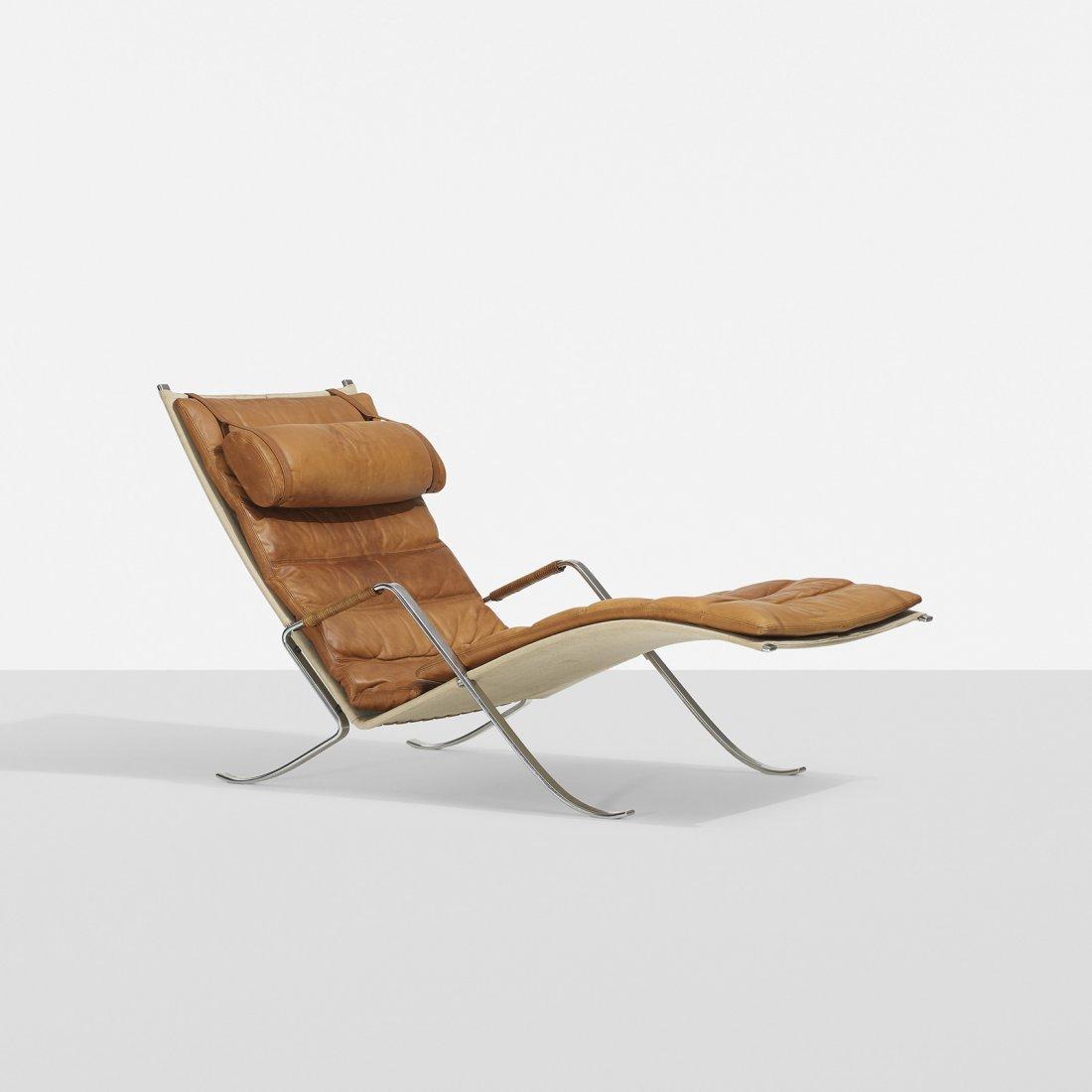 Preben Fabricius & Jorgen Kastholm Grasshopper chaise