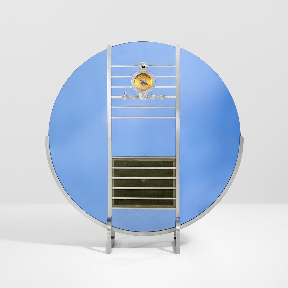 Walter Dorwin Teague Nocturne radio, model 1186