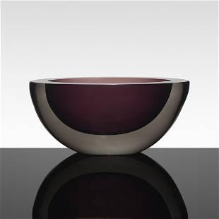 Luciano Gaspari Sommerso bowl