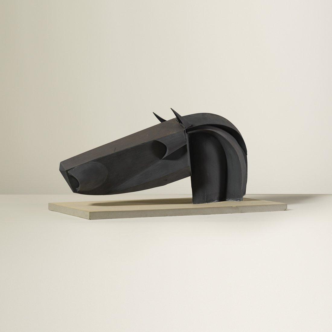 Irving Harper Untitled (Horse Head)