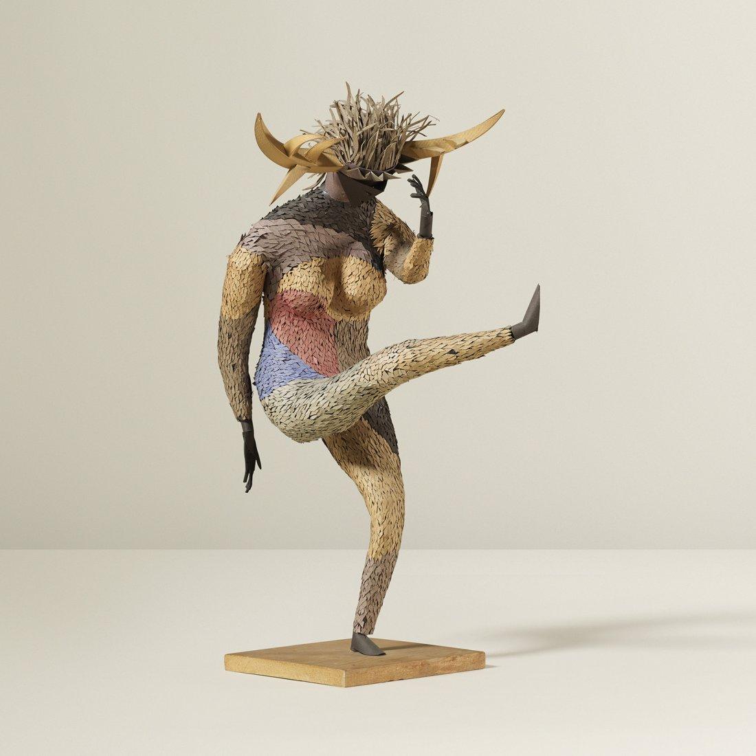Irving Harper Untitled (Dancing Figure)