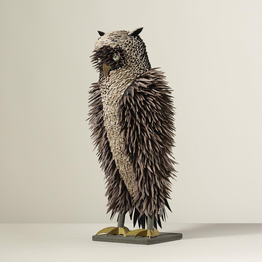 Irving Harper Untitled (Owl)