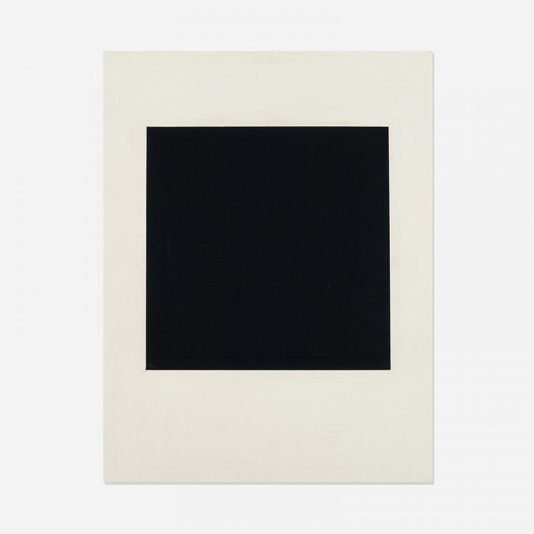Ad Reinhardt Untitled