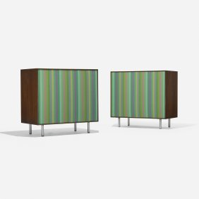 George Nelson & Associates Thin Edge Speakers 5703
