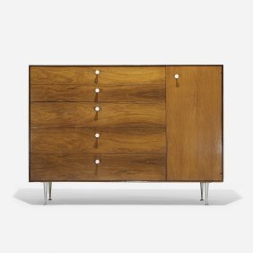 George Nelson & Associates Thin Edge Cabinet 5245